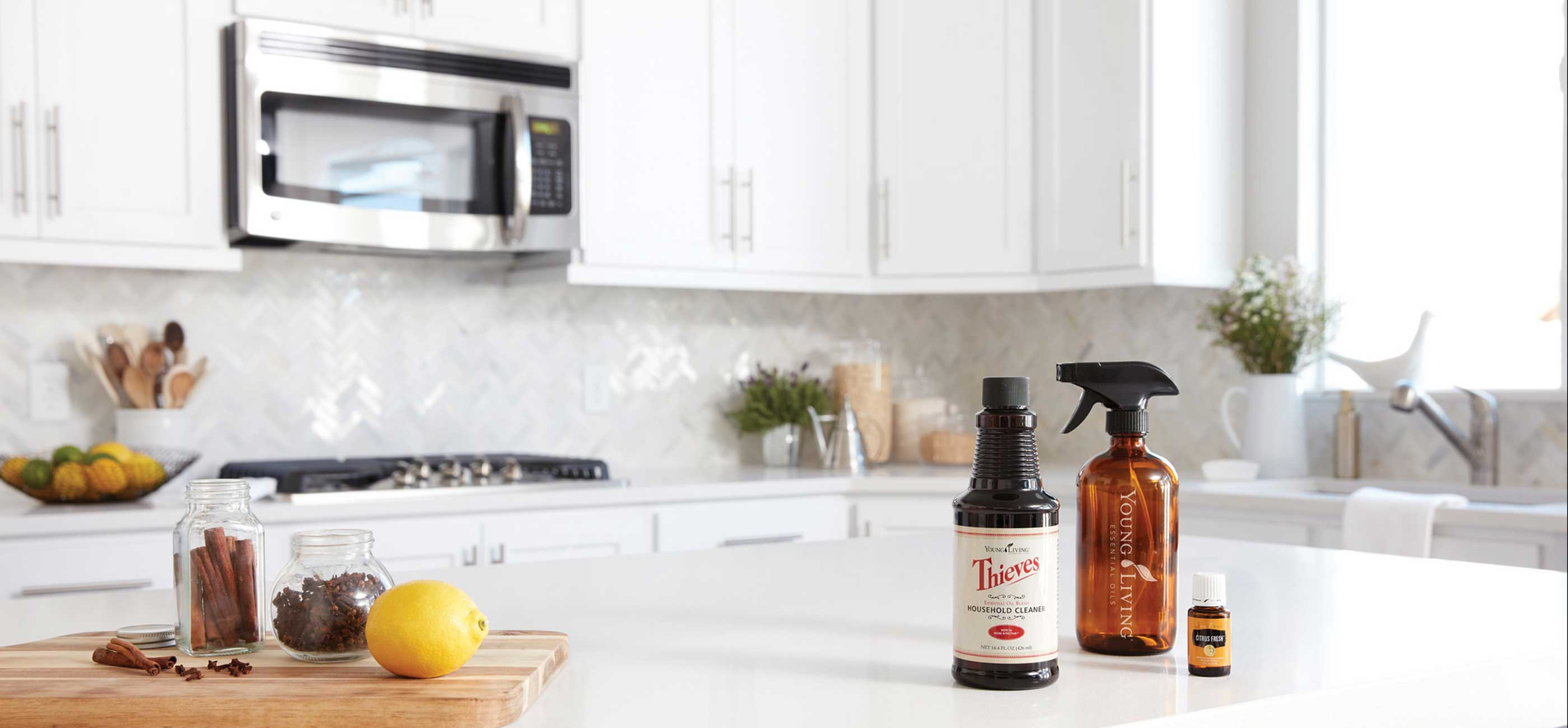 Thieves® Household Cleaner | All-Purpose Cleaner | Degreaser ...