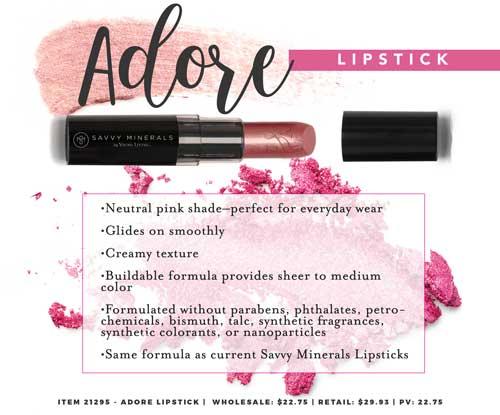 Adore Lipstick