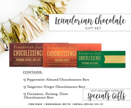 Ecudorian Chocolate