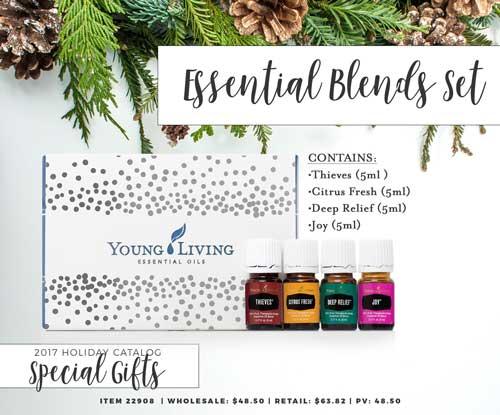 Essential Blends Set