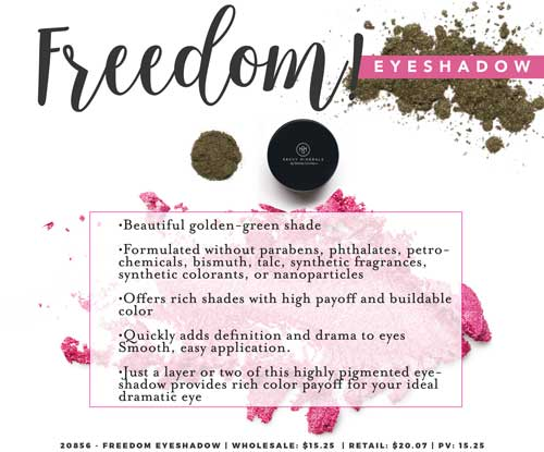 Freedom Eyeshadow