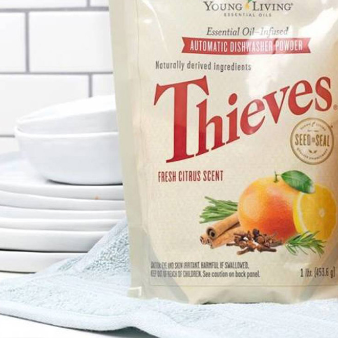 Thieves dishwasher soap